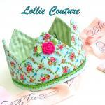 Fabric Crown, Princess Birt..