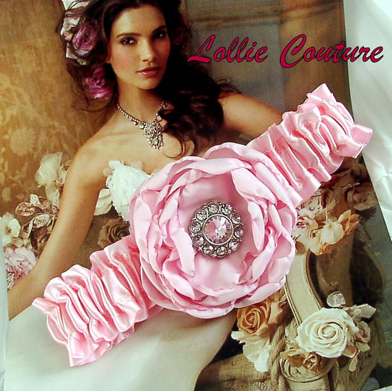 Wedding Garters, Bridal Garters, Lollie Couture